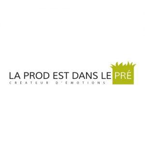 Logo La prod est dans le pré